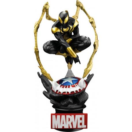 Figura Diorama Iron Spiderman Marvel 18 cm MARVEL - MARVEL COMICS-IRON SPIDER C