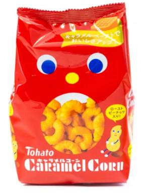Caramel Corn snack de maíz dulce Tohato