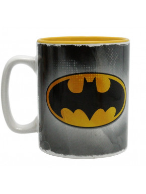 DC COMICS - Mug - 460 ml - Batman & logo - with boxx2
