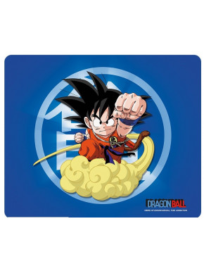 Alfombrilla Dragon Ball Goku nube