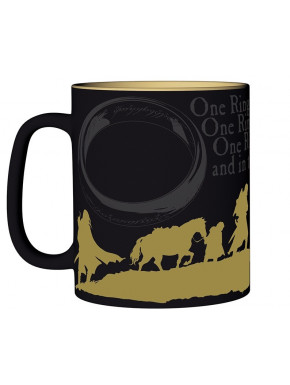 LORD OF THE RINGS - Mug - 460 ml - Group- with box x2