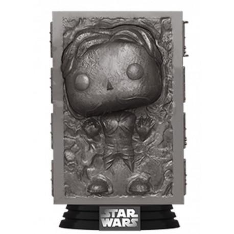 Star Wars POP! Movies Vinyl Figura Han in Carbonite Empire Strikes Back 40th Anniversary 9 cm