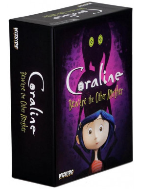 Juego de Cartas Coraline Beware the other mother