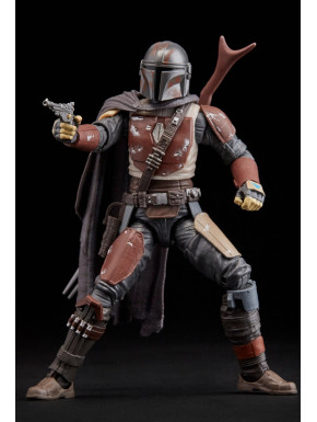 Star Wars The Mandalorian Black Series Figura The Mandalorian 15 cm
