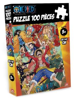 Puzzle One Piece 100 piezas