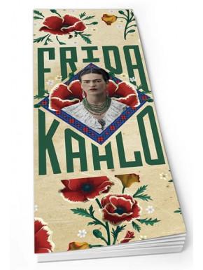 Libreta Notas Nevera Frida Khalo