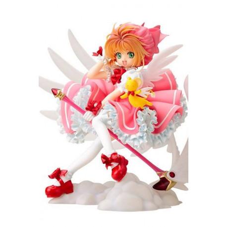 Cardcaptor Sakura Estatua ARTFXJ PVC 1/7 Sakura Kinomoto 19 cm