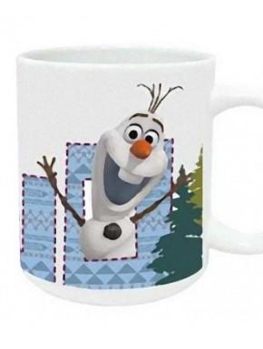 Taza Frozen Olaf Disney