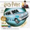 Puzzle 3D Harry Potter Coche Ford Anglia