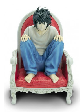 """DEATH NOTE - Figurine """"L"""" x2"""