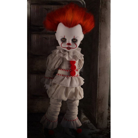 Stephen King's It Living Dead Dolls Muñeco Pennywise 25 cm