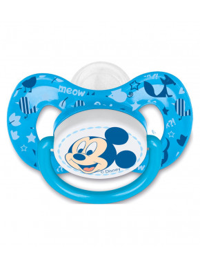 STOR CHUPETE REVERSIBLE TETINA FISIOLOGICA SILICONA +6 M EN BLISTER MICKEY BABY PAINT POT
