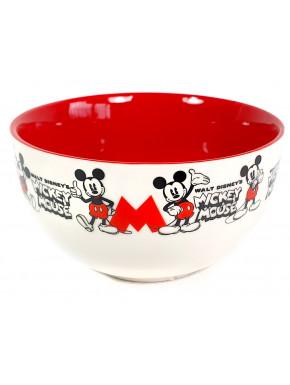 Bol desayuno Mickey Mouse cerámica