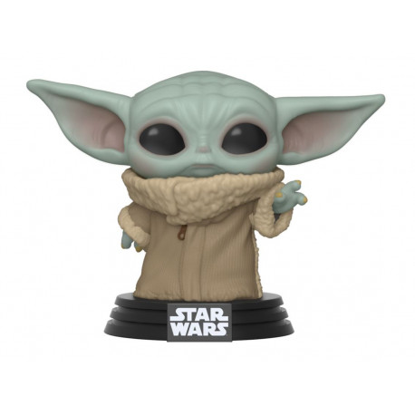 Figura POP! The Child Star Wars The Mandalorian Baby Yoda