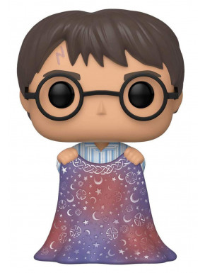 Funko POP! Harry Potter con capa de invisibilidad