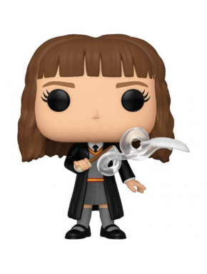 Funko POP! Hermione con pluma Leviosa Harry Potter