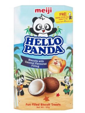 Snack Galletas de coco Hello Panda