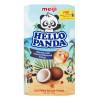 Galletas Hello Panda rellenas de coco