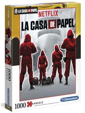 Puzzle La Casa de Papel 1000 pcs