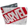 Cartera Marvel vintage cómic vinilo