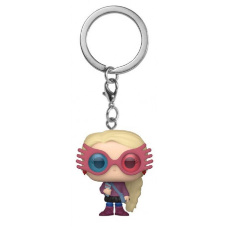Llavero mini Funko Pop! Luna Lovegood Harry Potter