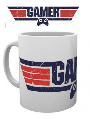 Taza Top Gamer Wings