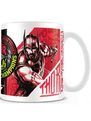 Taza Thor vs Hulk Champions