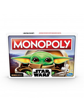 Monopoly Star Wars Baby Yoda edition