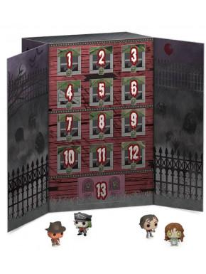 Calendario Halloween cuentatrás 13 días