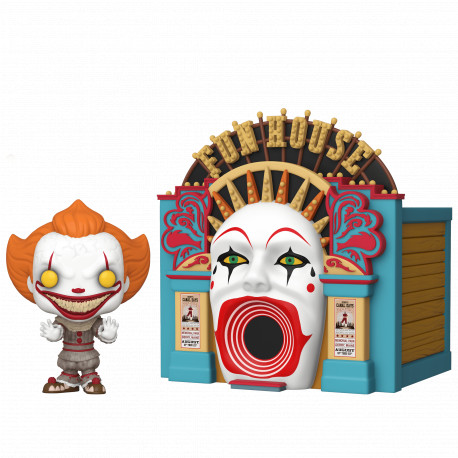 POP Town: IT 2 - Demonic Pennywise w/Funhouse