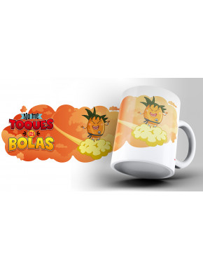 Taza Puterful Dragon Ball