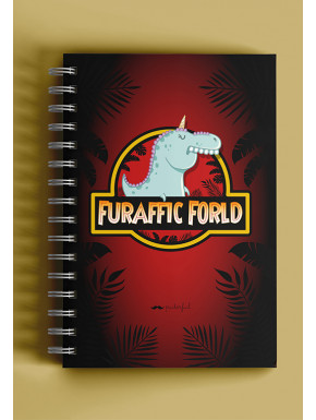 Cuaderno Puterful Furaffic Forld