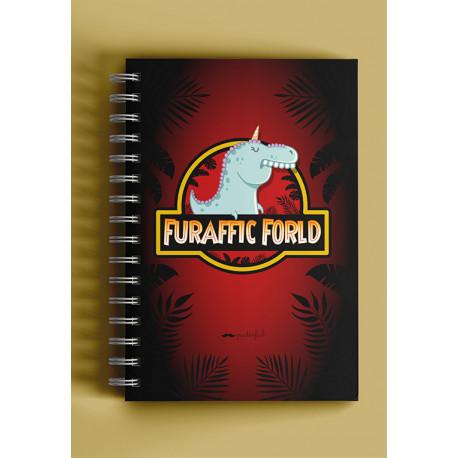 Cuaderno Puterful Furaffic Forld