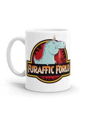 Taza Puterful Furaffic Forld