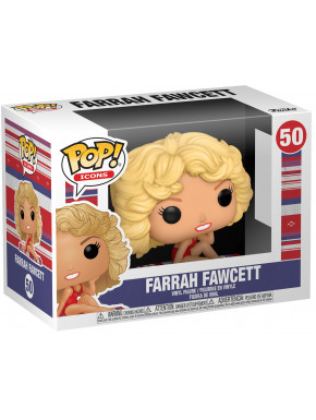 Funko Pop! Icons Farrah Fawcett
