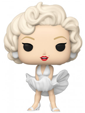 POP Icons: Marilyn Monroe (White Dress