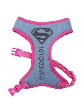 Arnés para Perros Supergirl For Fan Pets