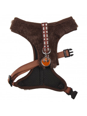 Arnés para Perros Chewbacca Star Wars For Fan Pets