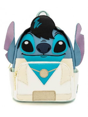 Elvis Stitch Cosplay Mini PU Backpack