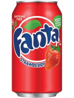 Fanta Sabor Fresa Refresco 355 ml