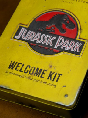 Jurassic Park Welcome Kit Standard Edition Doctor Collector