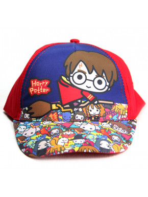 Gorra Harry Potter Chibi tres colores