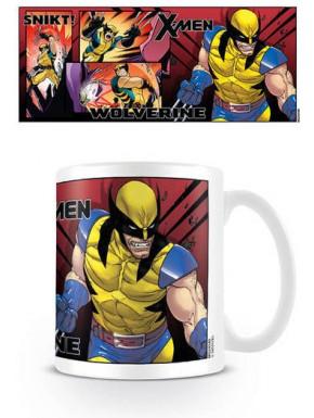Taza Lobezno X-Men - CAJAS