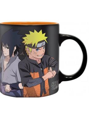 Taza Naruto Shippuden Sasuke vs Madara