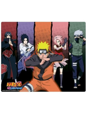 Alfombrilla Naruto Shippuden Characters