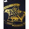 Camiseta chica Harry Potter escudo Hogwards dorado