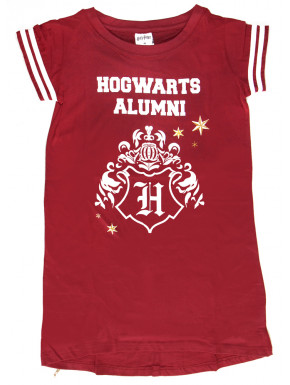 Camiseta chica Harry Potter Hogwarts Alumni
