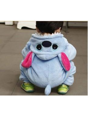 Pijama Kigurumi bebé Stitch Disney