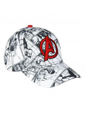 Gorra Premium Avengers Marvel