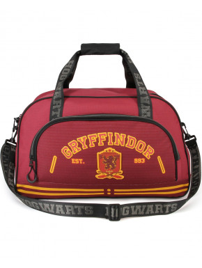 Bolsa Deportiva Gryffindor Harry Potter